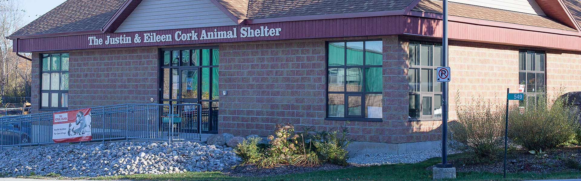 GTHS Animal Shelter
